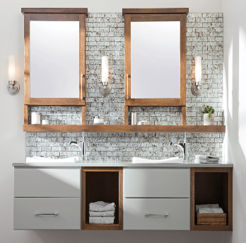 Dura Supreme Offers Semi Custom Bathroom Vanities That Can Come In Any  Size. Choose From Many Different Wood Species, Stains, Paints And Door  Styles.