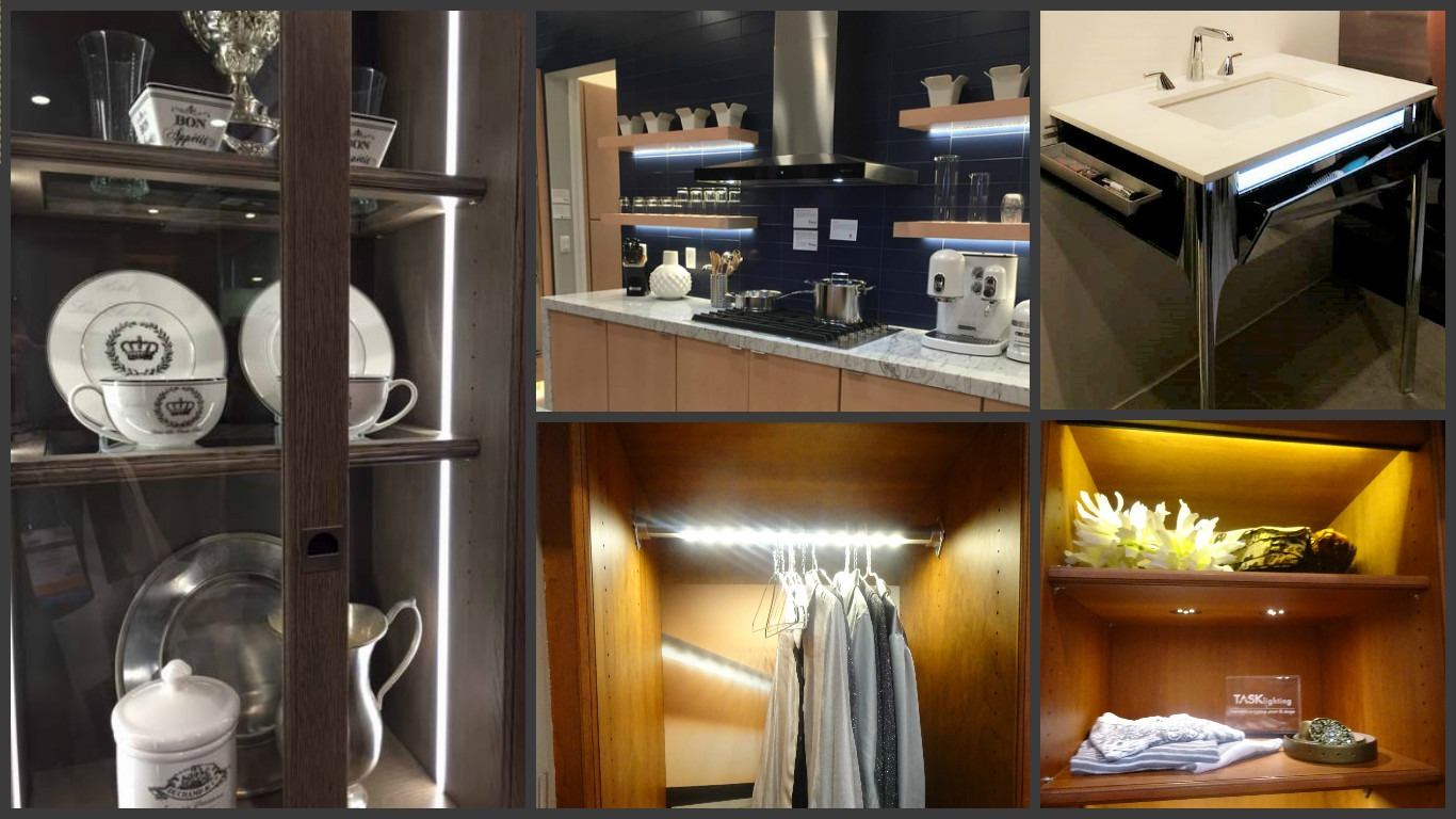 Lighting In Cabinetry Image