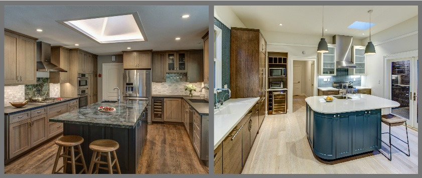 Two Tone Kitchen Cabinets Kitchen Remodel Tips Gilmans